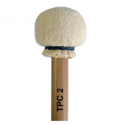 Baquetas timbal TPC 2
